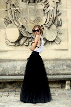 the blonde salad//skirted perfection
