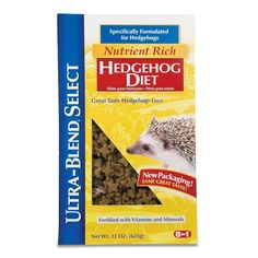 EIGHT IN ONE 8 in 1 Ultra-Blend Select Hedgehog Diet