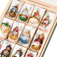 Inge-Glas Christmas Ornaments Collection - 12 Days of Christmas- Macy's