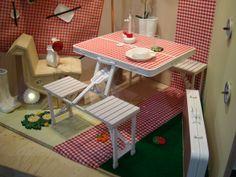La super table-valise Festival de Seletti, pour des pique-nique chic et rétro en…