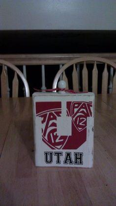 Utah Utes. I will always be a Ute!