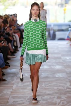 Tory Burch | Ready-to-Wear Spring 2017 | Look 2