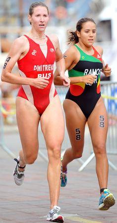 Olga Demitrieva (Russia) & Ana Ramos (Portugal)