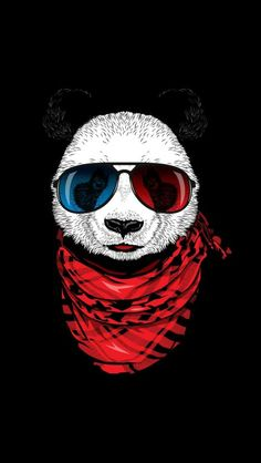 Fashion Panda iPhone Wallpaper iphoneswallpapers_com - iPhone Wallpapers Wallpapers Android, Panda Wallpapers, Latest Wallpapers, High Quality Wallpapers, Panda Wallpaper Iphone, Graffiti Wallpaper, Dark Wallpaper, Cartoon Wallpaper, Wallpaper Wallpapers