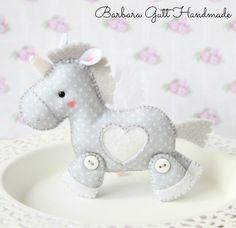 Barbara Handmade...: felt animals
