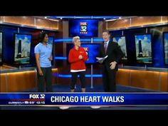 Laura Schwartz on Fox talking AHA and CPR