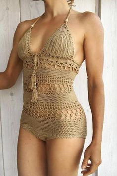 Our Guarantee: Free Shipping on All U.S OrdersFree Returns & Exchanges (Swimsuits Only)100% Money-Back Description Color: Wheat/PinkMaterial: Crochet/PolyesterPadded: YesStyle: Solid ColorUnderwire: NoSize (inch): XS:Bust(in):30-32,Waist(in):22-24,Hips(in):32-34,Cup:A S:Bust(in):32-34,Waist(in):24-26,Hips(in):34-36