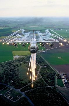C130 Hercules I jumped off a few of these
