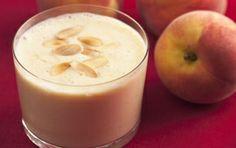 Smoothie med persika