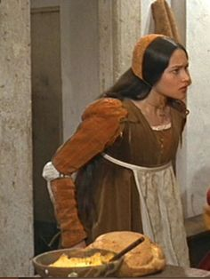 romeo and juliet costumes 1968 - Google Search Romeo And Juliet Costumes, Lucrezia Borgia, Olivia Hussey, Late Middle Ages, In Another Life, Anne Boleyn, Period Costumes, Cool Costumes, Costume Design