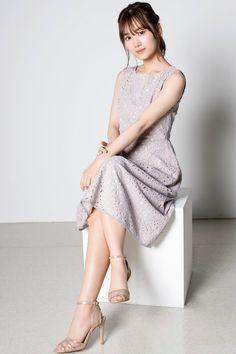 Japanese Beauty, Japanese Fashion, Asian Beauty, Yukata, Kawaii Girl, Beautiful Asian Women, Asian Woman, Fashion Models, High Neck Dress