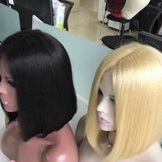 Lace Frontal Bob, Brazilian Hair, Lace Wigs, Bob Hairstyles, Long Hair Styles, Celebrities, Beauty, Color, Celebrity