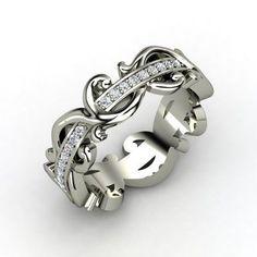 lovely eternity ring