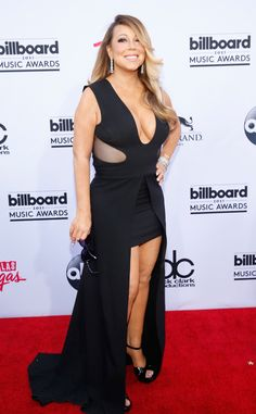 Mariah Carey from 2015 Billboard Music Awards Red Carpet Arrivals | E! Online