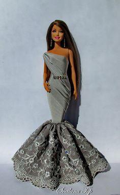 Tenues pour Barbie. Travaux d'aiguille.