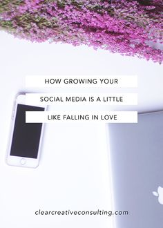 How Growing Your Social Media Is a Little Like Falling In Love  #bloggingtips #blogadvice #blogging #bloggers #lbloggers #bbloggers #fbloggers #socialmedia