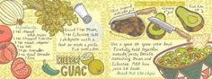 They Draw & Cook - great collection of illustrated recipes :D