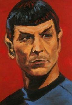 Mr. Spock.