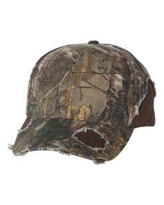 Outdoor Cap - Frayed Cap - BSH600 76b484986a1a