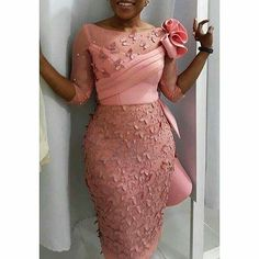Aso Ebi Styles That Are Trending Right Now - Sisi Couture African Lace Styles, African Lace Dresses, Latest African Fashion Dresses, African Print Fashion, Ankara Styles, African Attire, African Wear, Mode Glamour, Lace Dress Styles