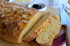 Fermented Sweet Potato, Almond and Lupin Bread - Lupin Living Fermented Bread, Gluten Intolerance, Our Daily Bread, Flour Recipes, Dry Yeast, Sweet Potato, Banana Bread