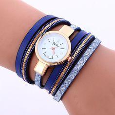 Retro Style Twine Bracelet Watch