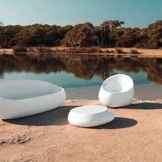 Vondom Stone Lounge Chair