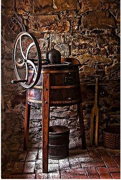 Old Coffee Grinder! Very nice..
