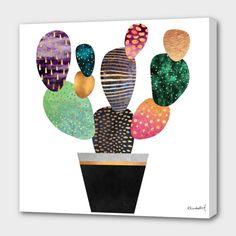 Pretty Cactus main illustration