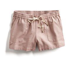 Stitch Fix Summer Stylist Picks: Pink Casual Summer Shorts