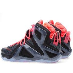 Nike LeBron XII Elite  Rose Gold  (Black   Metallic Red Bronze) 3e41cdce0fa1