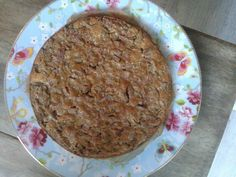 Rabarbercake recept   Smulweb.nl