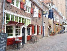 Juffrouw Jacoba Creperie in Amersfoort Holland, Lunch, Restaurant, Landscape, Kitchen, Travel, The Nederlands, Cooking, Viajes