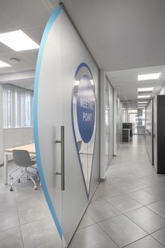 Office architectural & interior design realised by STIRIXIS Group for the renovation of Marine Tours SA. The meeting rooms are fully equipped to correspond to the company's needs. Environmental graphics are used for a transparent and vivid result. Office Interior Design, Office Interiors, White Office Furniture, Lego, Tours, Environmental Graphics, Cabinet, Interior Architecture, Meeting Rooms