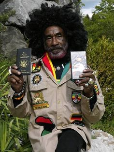 "Producer, songwriter and vocalist Lee ""Scratch"" Perry, one of Jamaican most famous contributor the development of Reggae music"