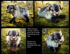 -SOLD-HAND MADE Poseable Fantasy Baby Muskox! by Wood-Splitter-Lee on deviantART