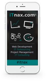 Mobile APPS ITNAX.COM developed by Naxlink GmbH