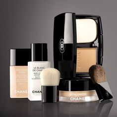 Chanel Vitalumiere Loose Powder Foundation for Fall 2014 - I love the Vitalumiere - very sheer & natural.