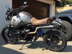 BMW R1100GS from XR Cafe Bratt