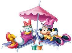 Minnie & Daisy