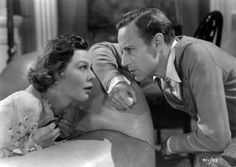 Still of Leslie Howard and Wendy Hiller in Pygmalion (1938)