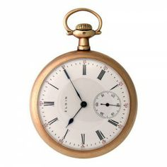 [POCKET WATCH]ELGIN 1907년산