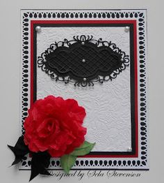Selma's Stamping Corner: Roses are Red