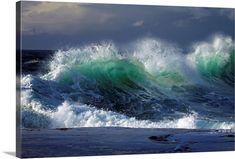 Waves Crashing On Cape Kiwanda Wall Art, Canvas Prints, Framed Prints, Wall Peels | Great Big Canvas Waves Photography, Landscape Photography, Nature Photography, Portrait Photography, Wedding Photography, Ocean Pictures, Natural Selection, Crashing Waves, Surf