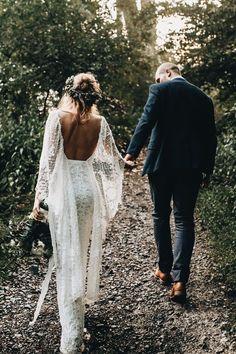 boho romantic wedding