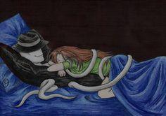deviantART: More Like Splendorman Sketches by Gothicraft