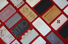 Custom Business Cards - Design Deposit for Any Quantity - Lasercut and Laser Etched Cards. $10,00, via Etsy.