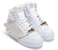 adidas Originals by Originals - Jeremy Scott - Spring Summer 2010 - Footwear 7e05e6651c