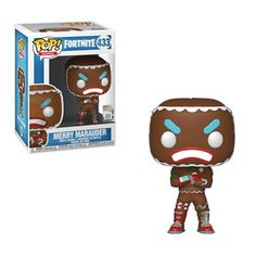 From the gaming and pop culture phenomenon Fortnite, Merry Marauder, as a stylized Pop! Stylized collectable stands 3 ¾ inches tall, perfect for any Fortnite fan! Collect and display all Fortnite figures from Funko! Batman Figures, Vinyl Figures, Action Figures, Funko Figures, Nikki Sixx, Game Of Thrones, Epic Fortnite, Hit Games, Funk Pop