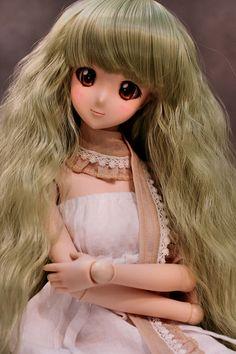 Mirai Suenaga Smart Doll by Cauldroness